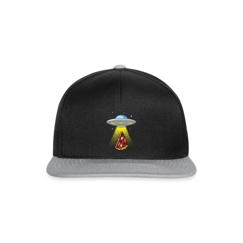 UFO Pizza Abduction - Casquette snapback
