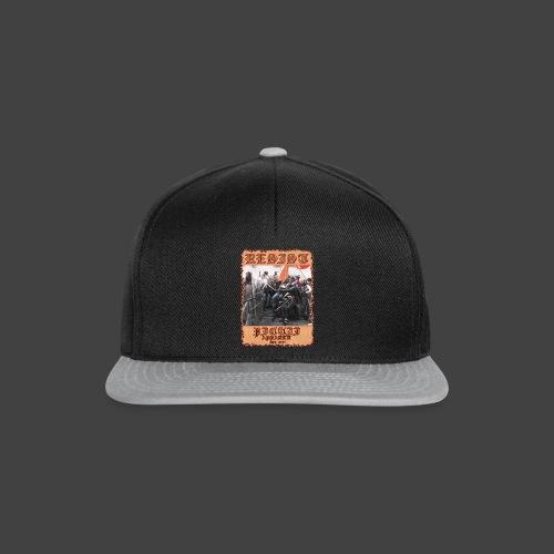 PICTRESIST8 - COL1 - Snapback Cap