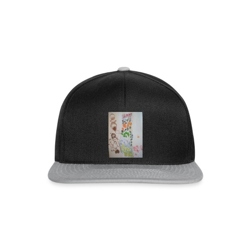 BABY BURTON - Snapback Cap