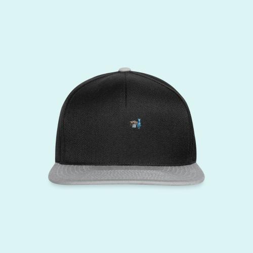 Laly-Blue - Snapback Cap
