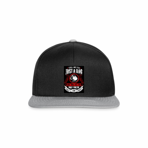 Just a dog - Casquette snapback