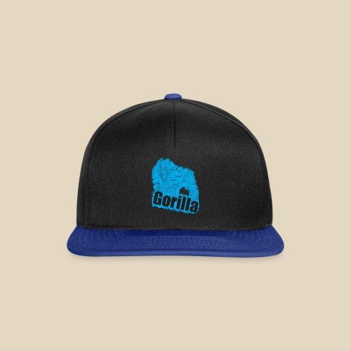 Blue Gorilla - Casquette snapback