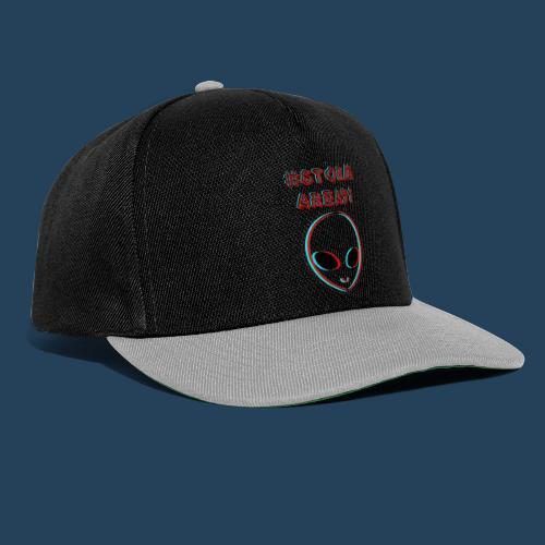 #STORMAREA51 - Snapback Cap