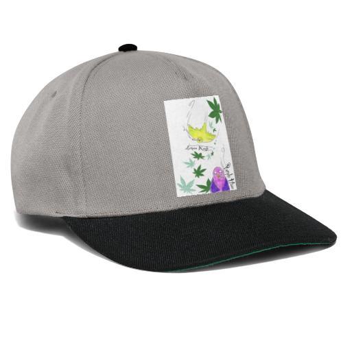 k u s h - Snapback Cap