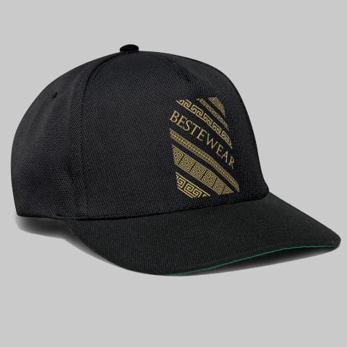 #Bestewear - Gold Chain´s - Snapback Cap