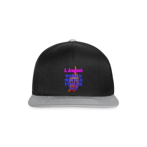 WMF - Snapback Cap