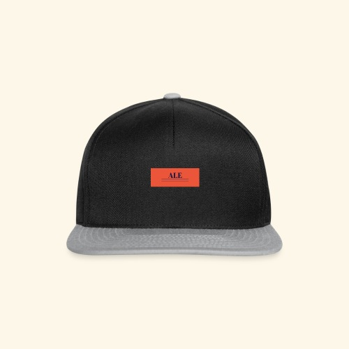 maglia con nome - Snapback Cap
