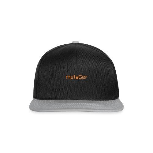 Original metaGER - Snapback Cap