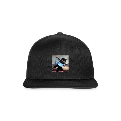 Pixel Kollektion #1 - Snapback Cap