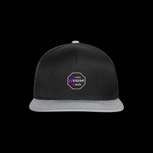 WeeklyHouseMusic - Snapback cap