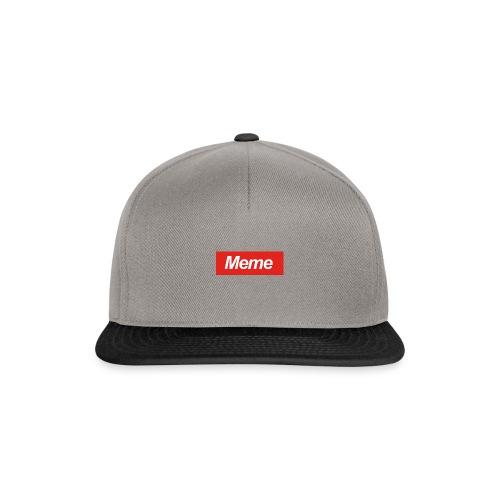 D-fault Meme Shirt - Snapback cap