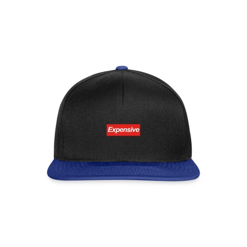Expensive Shirt - Snapback cap