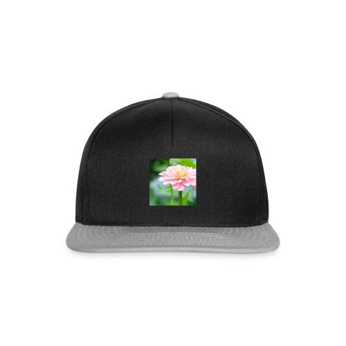 Mooi leuk simpel t-shirt - Snapback cap