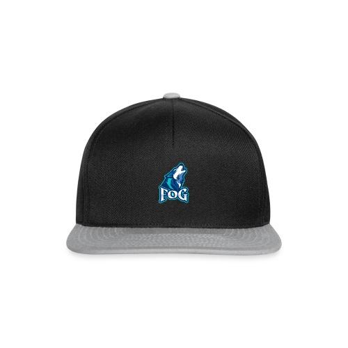 Offical FOG Logo - Snapback Cap