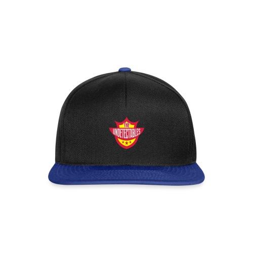 Undetectables voorkant - Snapback cap