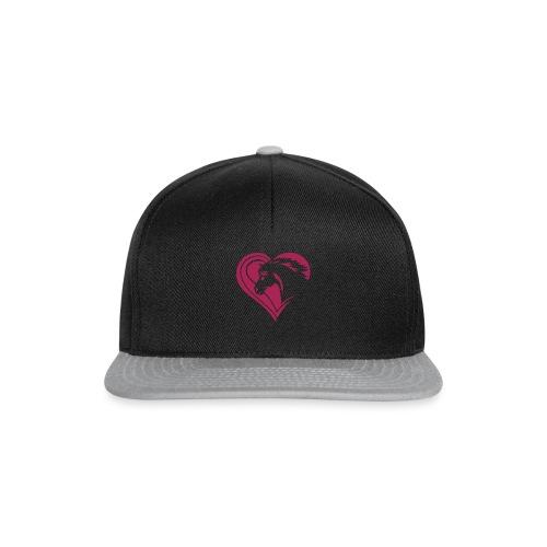 Iheart horses - Snapback Cap