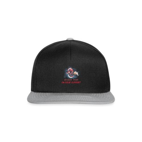 Chibi Nami Koi con scritta DONNA - Snapback Cap