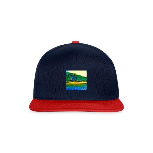 Tropical beach - Snapback Cap