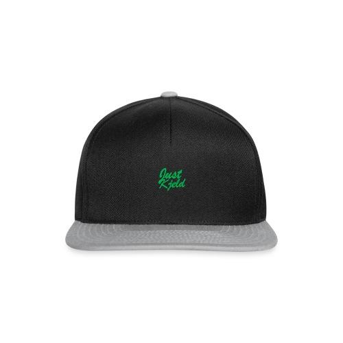 JustKjeld - Snapback cap