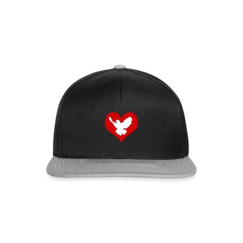 Peace & Love - Snapback Cap