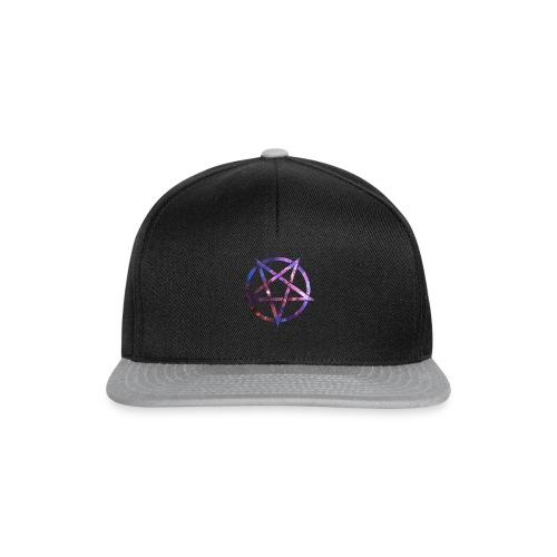Cosmic Pentagramm - Snapback Cap