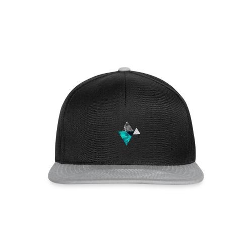 Modernes Desingn - Snapback Cap