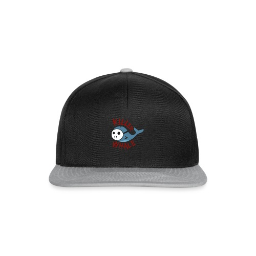 Killer Whale - Snapback Cap