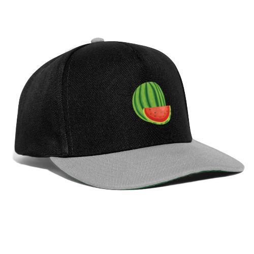 watermelon - Snapback Cap