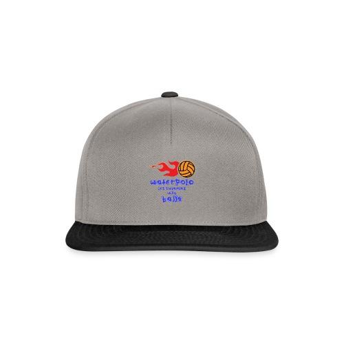 Waterpolo - Snapback Cap