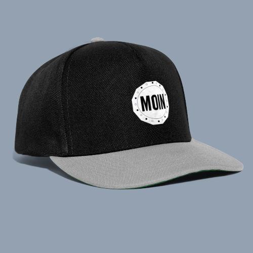 Moin - typisch emsländisch! - Snapback Cap