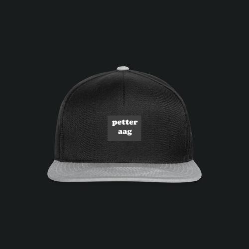 Petter1 - Snapback-caps