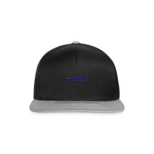 Tyvegods T-skjorte - Snapback-caps