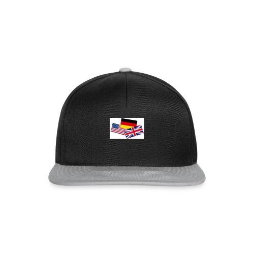Englisch_Deutsch_Unterhaltung_Prod - Snapback Cap