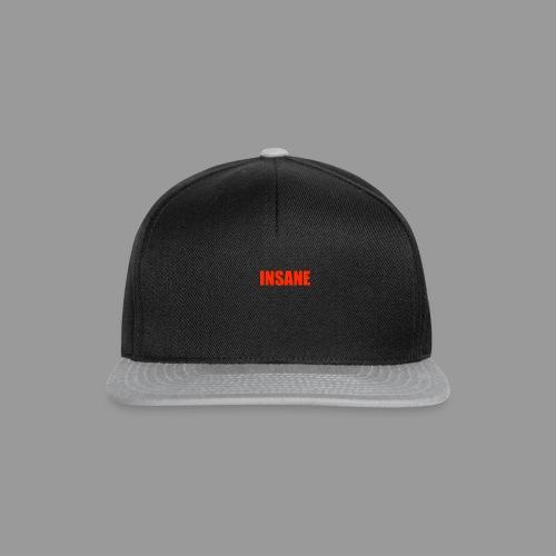 Insane - Snapback Cap