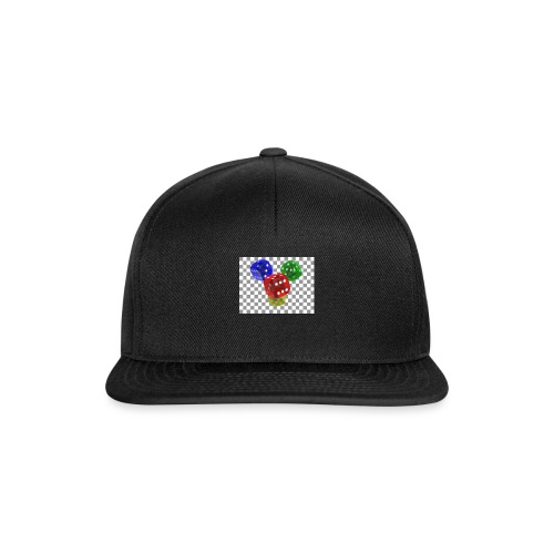 PNG transparency demonstration 2 - Snapback Cap