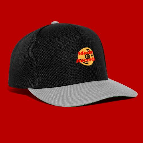mackerecords merch - Snapbackkeps