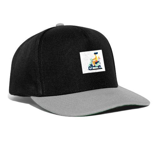 v2 - Snapback Cap