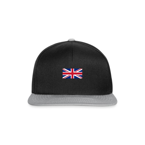 United Kingdom - Snapback Cap