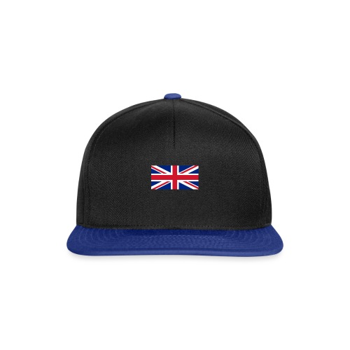United Kingdom - Snapback Cap