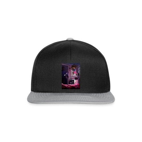 The Cookie Thief - Snapback Cap