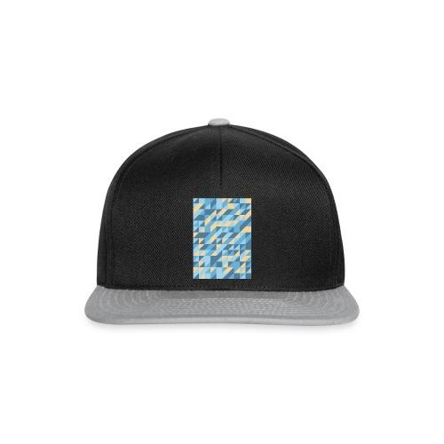 Triangle Design - Snapback Cap