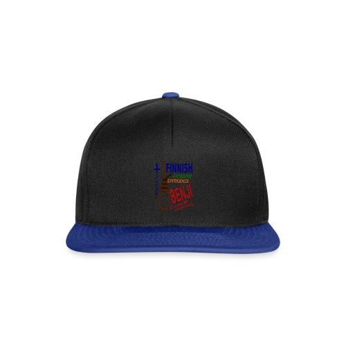 FINNISH-BENJI - Snapback Cap