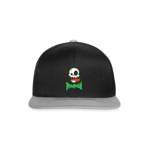 MAD SKULL - Standard - Snapback Cap