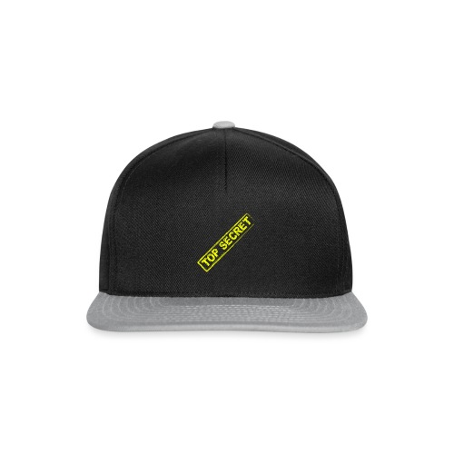 Top Secret - Gorra Snapback