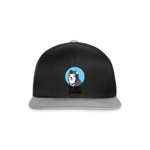 Maglietta Bianca Game Husky - Snapback Cap