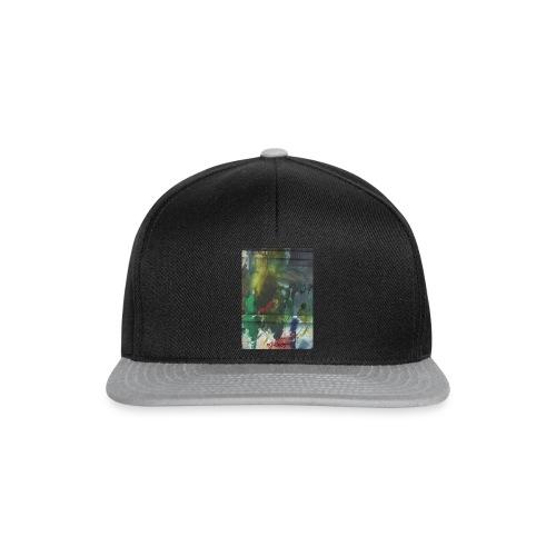 ART ON A CASE- 2 - Snapback cap
