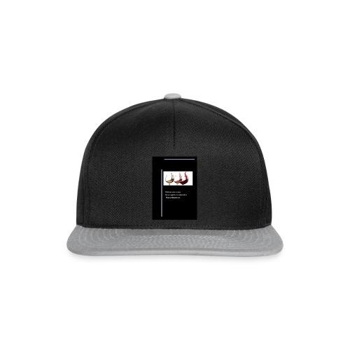 vino1 - Snapback Cap