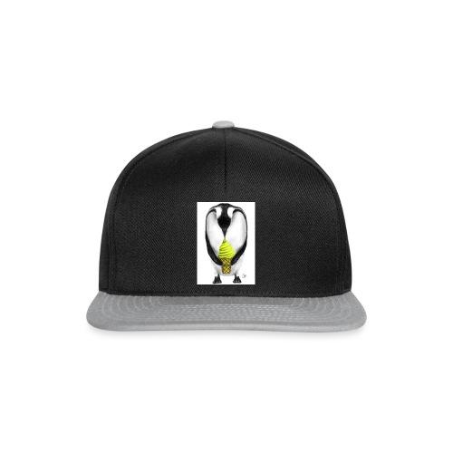 Penguin Adult - Snapback Cap