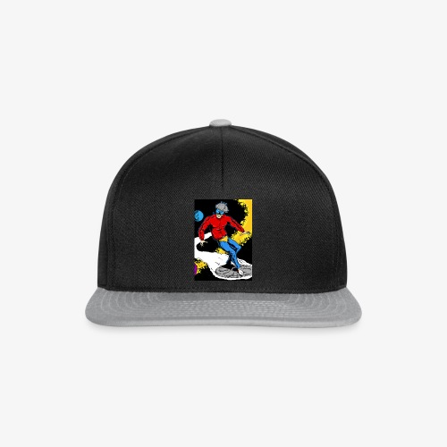 Tunder Cover 1 - Snapback Cap