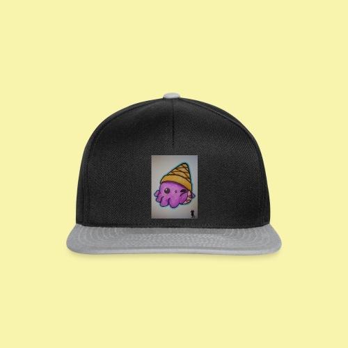 Octo-Waffel - Snapback Cap